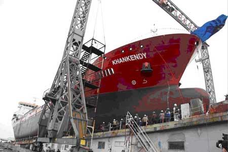 Судно. Фотография с сайта shipsupply.ru