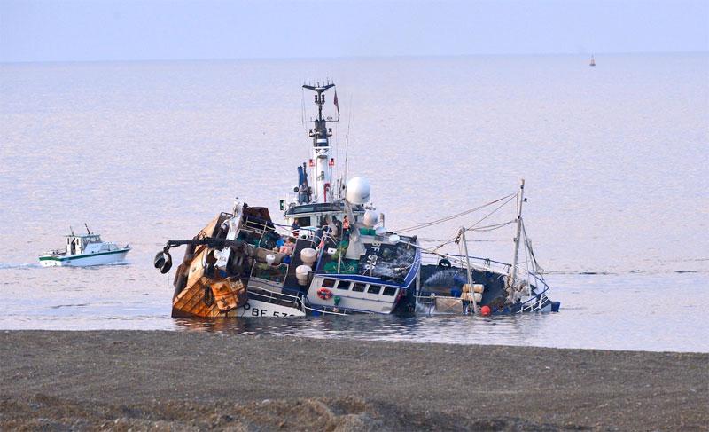 крюинг на рыболовные суда