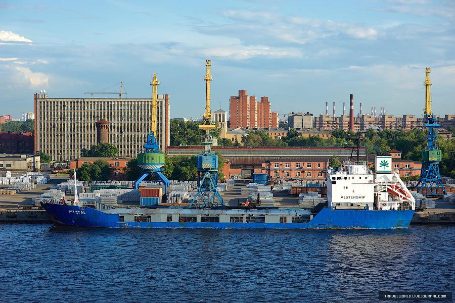Почему именно архангельск стал главным портом страны 51